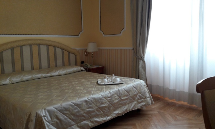 CHAMBRE DOUBLE CLASSIC Hôtel Andreola Central Milan