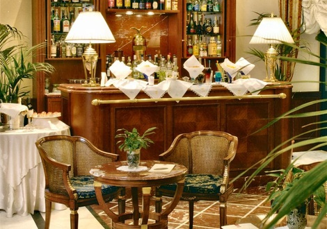 Bar Hôtel Andreola Central Milan